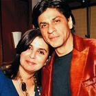 SRK Farah in Old Times