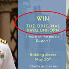 Naval Uniform Auction Lands Akshay and Twinkle in Legal Mess.