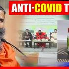 Government Pulls Up Patanjali for Coronil Ads!