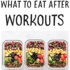 What Should You Eat After a Workout?