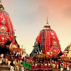 Rath Yatra- The car festival of India.