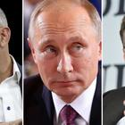 Richest Man in the World: Gates, Bezos or Putin???