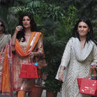 Twinkle Khanna at Aish's Baby Shower