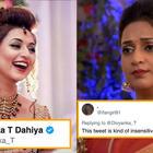 Divyanka Tripathi Apologized to Fans for THIS Tweet
