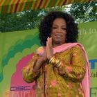 Oprah in India