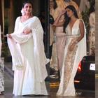 Celebs Dazzle in White at Sonam-Anand Sangeet!