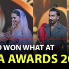IIFA 2019: Who Won What?