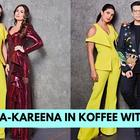 Priyanka and Kareena on Koffee With Karan Season 6