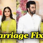 Wedding Bells for Alia and Ranbir!