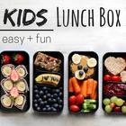 5 Easy Ideas for School Lunches that Kids Will Enjoy