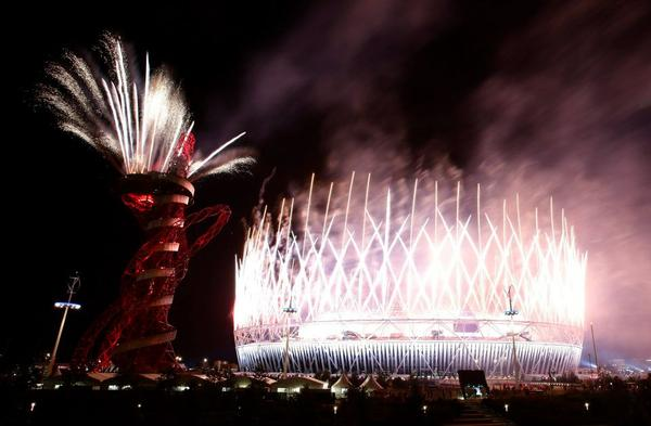 Closing Ceremony Of The London Olympic Games 2012