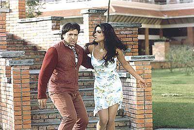 Priyanka and Govinda Deewana Main Deewana Movie Sexy Dance Pic