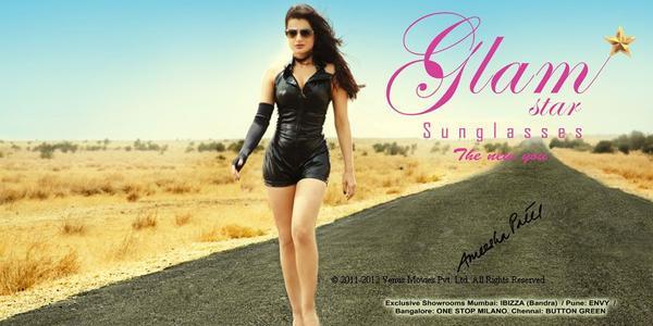 Glam Girl Amisha Patel Latest Hot Photo Shoot