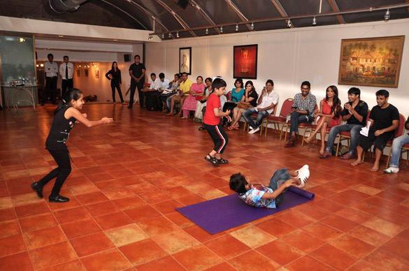 Malaika at Strut Dance Academy's 1st Anniversary Bash