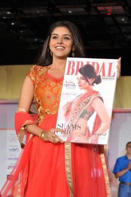 Asin at Bridal Mantra Launch in Chennai