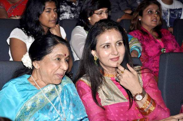 Singing Legend Asha Bhosle's 80 Glorious Years Celebrations