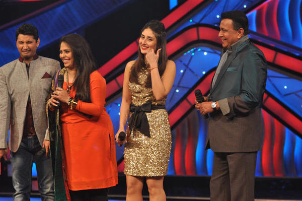 Kareena Kapoor Was Seen Promoting Her Film Heroine at DID Dance Ke Superkids Reality Show