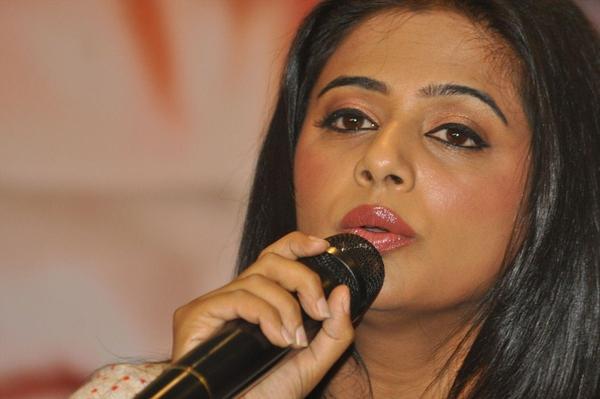Priyamani At Charulatha Movie Press Meet