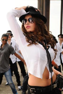 Tamanna in Rebel Movie Hot Photos