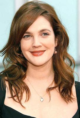Drew Barrymore Sweet Smile Still