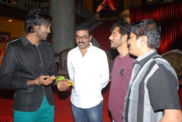 Manchu Vishnu at Denikaina Ready Movie Logo Launch Event