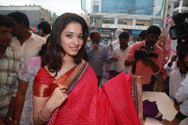Tamanna Launches Womens World Showroom