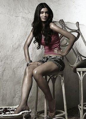 Diana Penty On Elle India Magazine