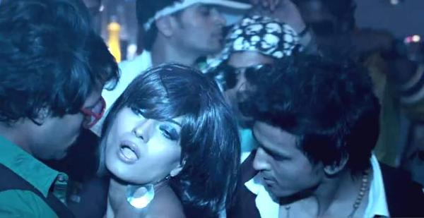 Veena Malik At Her Raunchy Best In Music Video