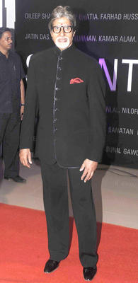 Celebs Attend B-Seventy Art Exhibition Honour Of Big B