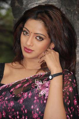 Udaya Bhanu Hot Stills