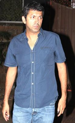 Kunal Kohli Photo Clicked During Visit To  Yash Chopra