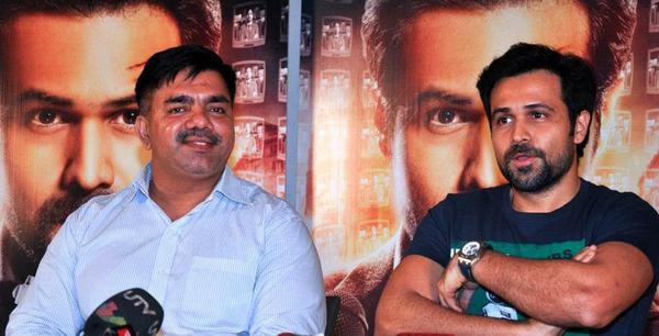 Emraan Hashmi Promotes Rush With Hussain Zaidi