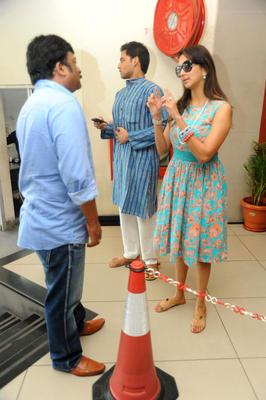 Lakshmi Prasanna Spotted At Denikaina Ready Premiere Show