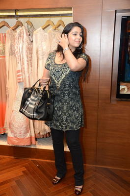 Charmy At Shantanu And Nikhil Designer Store Launch