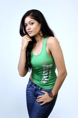 Meghana Raj Latest Hot Photo Shoot