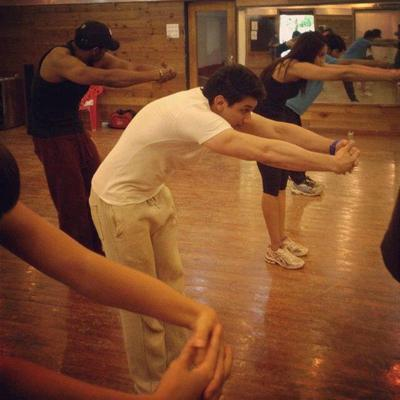 Bipasha Basu  With Her Friends At  Gym During Trial Sessions