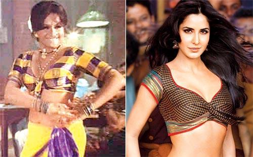 Katrina Kaif Chikni Chameli Song Hot Dancing Still From Agneepath
