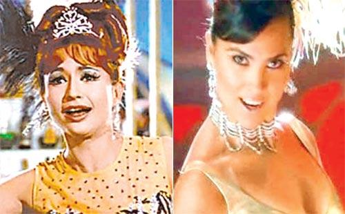 Bollywood Hotties Are Inspired By The Dancing Diva Helen Songs