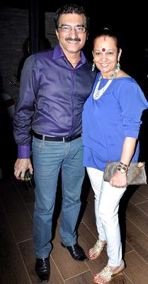 Celebs At Jesse Randhawas Birthday Bash