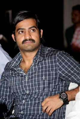 Jr Ntr Dashing Photo At Malabar Gold And Dimond Launch Event