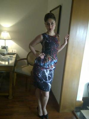 Kareena Kapoor Khan At Talaash Promotions Event