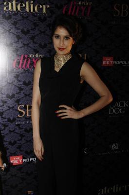 Sagarika Ghatge Unveils Atelier Diva Magazine