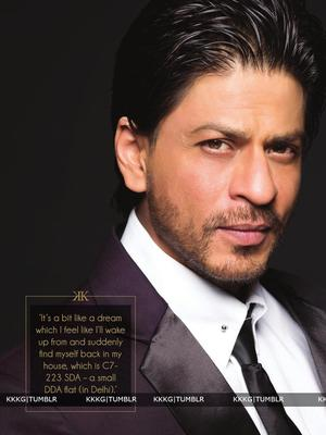 Shahrukh Khan Handsome Look Photo Shoot For Le City Delux India December 2012