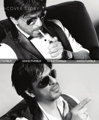 Shahrukh Stylish Look Photo Shoot For Le City Delux India December 2012