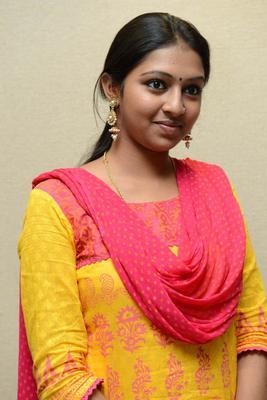 Lakshmi Menon Latest Photo Still At Gajaraju Press Meet