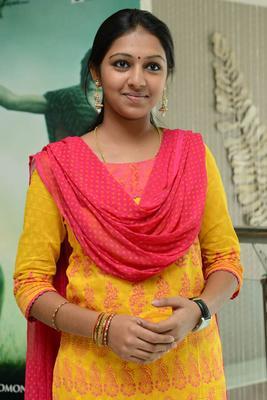 Lakshmi Menon Sizzling And Attractive Photo Still At Gajaraju Press Meet