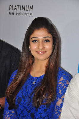 Nayanthara Launches Jos Alukkas New Collection