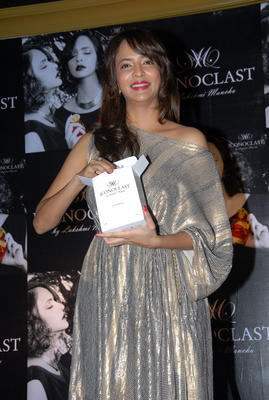 Lakshmi Prasanna At Iconoclast Perfume Launch