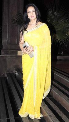 Celebrities At Abhinav And Ashima Shukla Wedding Reception