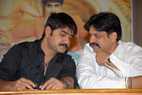 Sevakudu Movie Press Meet